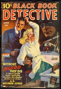Black Book Detective Summer 1943