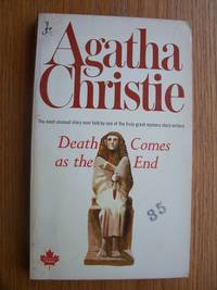Death Comes as the End by  Agatha Christie - Paperback - First thus - 1969 - from Scene of the Crime Books, IOBA (SKU: biblio15033)