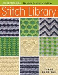 image of The Knitter's Bible -  Stitch Library