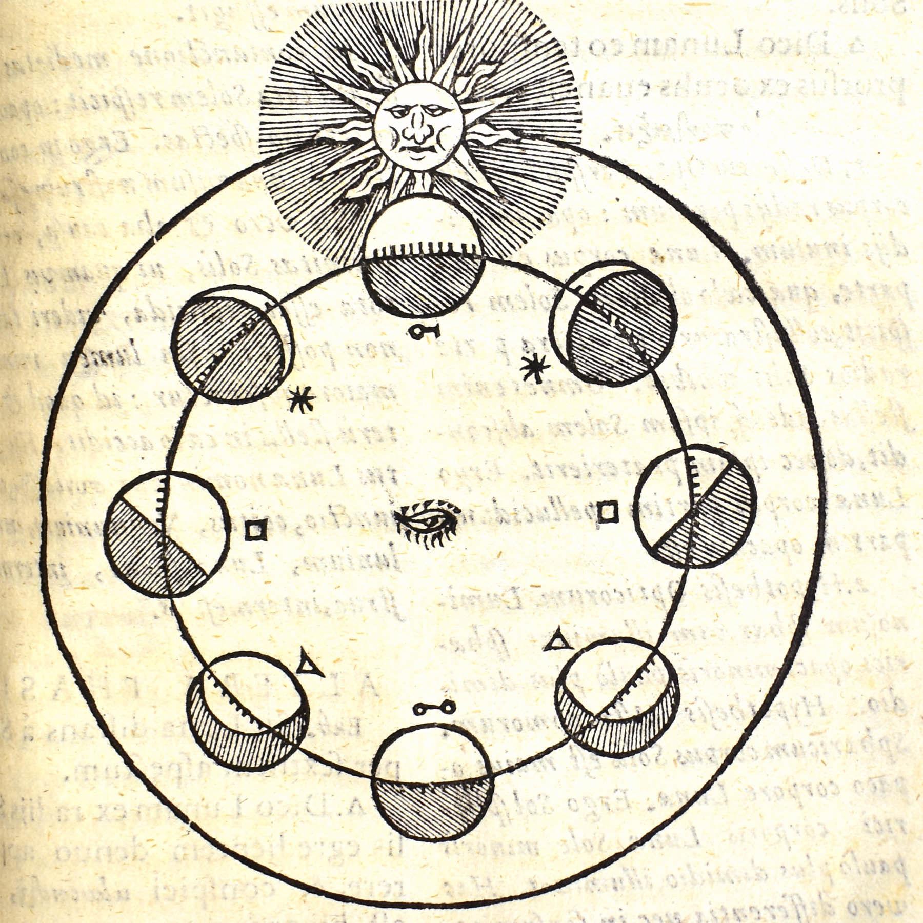 Commentarius in sphaeram procli diadochi Cui adiunctus est Computus Ecclesiasticus, cum Calendario triplici, & prognostico tempestatum ex ortu & occasu stellarum. (photo 1)