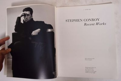 New York: Marlborough Gallery, 1995. Paperback. VG. Color-illustrated and white wraps with black let...