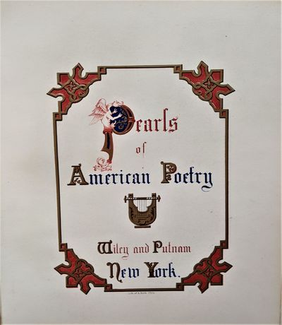 New York: Wiley and Putnam, 1853. Sq. 4to. 248 x 220 mm., . Illustrated with 53 illuminated page...