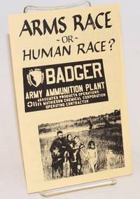 Arms race or human race