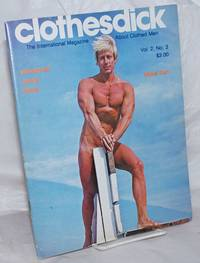 image of The Clothesdick: the international magazine about clothed men; vol 2, #3, 1977