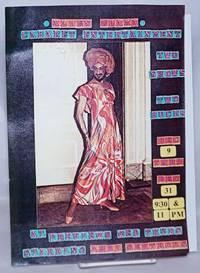 image of Alien Glama Cabaret Entertainment starring Ambi Sextrous [mini-poster]