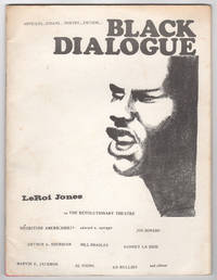 Black Dialogue, Volume 1, Number 1 (Introductory Issue, 1965)