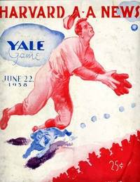 image of HARVARD A A NEWS, Vol. 12 No. 9: Yale Game June 22, 1938