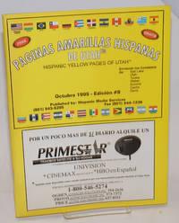 image of Paginas Amarillas Hispanas de Utah/Hispanic Yellow Pages of Utah edicion #8: Octubre 1995