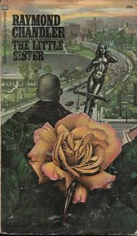 The Little Sister (first printing) by Raymond Chandler; Tom Adams, Cover Art