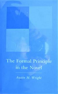 image of The Formal Principle in the Novel