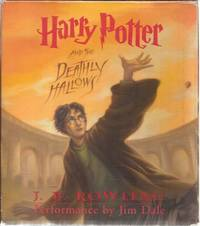 Harry Potter And The Deathly Hallows Audio Compact Discs