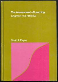 image of The Assessment of Learning. Cognitive and Affective