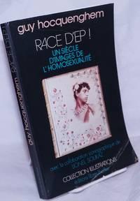 image of Race d'ep! Un siècle d'images de l'homosexualité