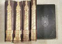 image of History of the Consulate and the Empire of France Und, 5 volumes