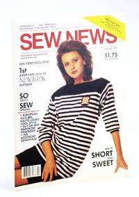 Sew News - The Fashion Magazine For People Who Sew, Number 65, February [Feb.] 1988 - Diana McDermott