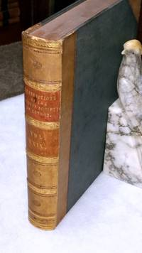 The Botany of the Speke and Grant Expedition [The Transactions of the Linnean Society of London, Volume XXIX]