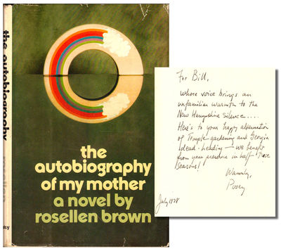 NY: Doubleday, 1976. Hardcover. Very good. First Edition. Very good hardback in a tanned and edgewor...