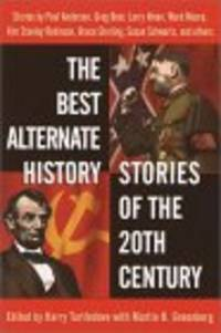*Signed 2x* The Best Alternate History Stories of the 20th Century