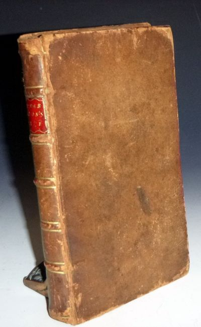 London: Printed and Sold By Luke Hinde, 1757. Octavo. vi, 236 pages. The remarkable story of an Engl...