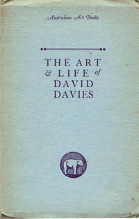image of The Art and Life of David Davies