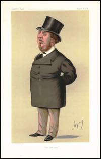 COLLECTION OF 6 VANITY FAIR SPY CHROMOLITHOGRAPH CARICATURE PORTRAITS