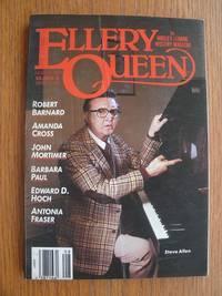 Ellery Queen's Mystery Magazine August 1987