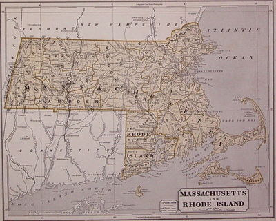 New York: Harper & Brothers, 1842. unbound. very good. Map. Color wax engraving (cerograph). Image m...