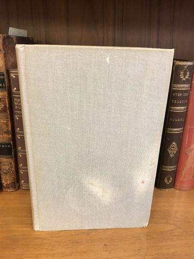 New York: Doubleday & Company, 1954. First Edition. Hardcover. Octavo, 288 pages; G+/No DJ; fully bo...