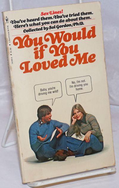 New York: Bantam Books, 1980. Paperback. 82p., wraps, paper toned, previous owner's name else good c...