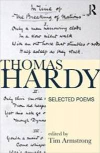 Thomas Hardy Selected Poems (Longman Annotated Texts) by Thomas Hardy - Paperback - 1993-06-05 - from Books Express and Biblio.com
