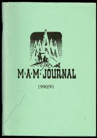 image of M.A.M. The Journal of the Midland Association of Mountaineers1990/91