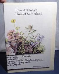 John Anthony's Flora of Sutherland