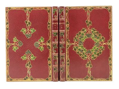 London: Vale Press, 1898. ONE OF 217 COPIES (as mentioned in the colophon; Tomkinson and Ransom list...