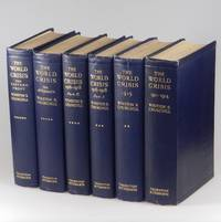 The World Crisis, full set of six British first edition, first printings, a beautiful set with noteworthy provenance