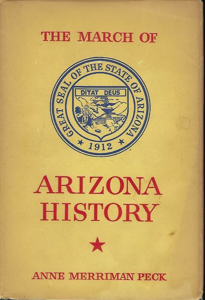 Tucson, Arizona: Arizona Silhouettes, 1962. First Trade Edition. Signed by Peck on the half-title pa...