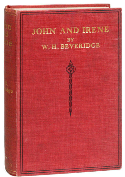 London: Longmans, Green and Co, 1912. First Edition. Octavo (19cm.); original red pictorial cloth do...