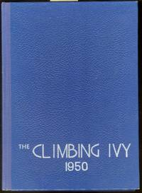 The Climbing Ivy 1950. Searles High School, Great Barrington, MA. Yearbook