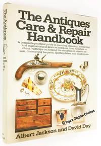 image of The Antiques Care & Repair Handbook