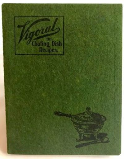 Chicago: Armour Printing Works, c. 1898. Staplebound. Green illustrated wraps. Near fine. 32 pages. ...