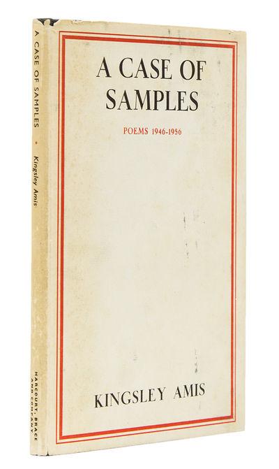 New York: Harcourt, Brace and Company, 1957. First American edition. 1 vols. 8vo. Black cloth. Fine ...