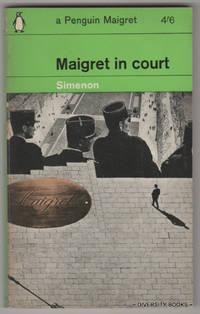 MAIGRET IN COURT (Penguin C2251)