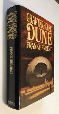 Chapterhouse: Dune by  Frank Herbert - First Edition; First Printing - 1985 - from Time Traveler Books and Biblio.com