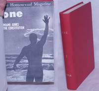 image of One Magazine: vol. 2, #1-12, January - December 1954 [bound run of second year]