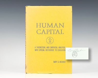 New York: National Bureau of Economic Research, 1966. First edition, second printing of the economis...