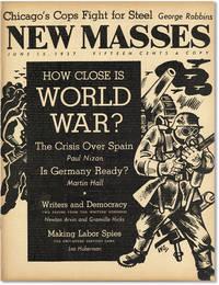 New Masses - Vol.XXIII, No.12 (June 15, 1937)