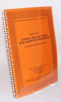 Directory of ethnic organizations and community resources in the San Francisco Bay Area