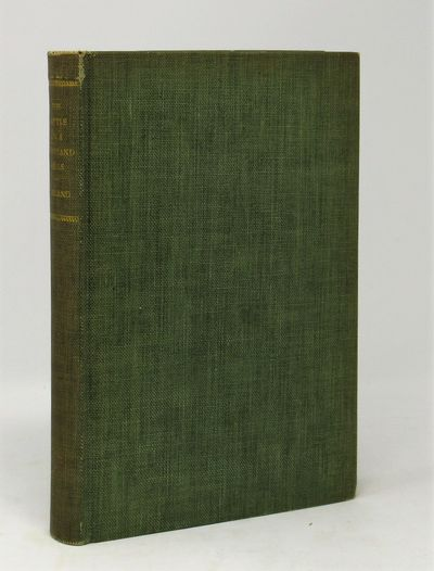 San Marino, CA: Huntington Library, 1941. First Edition. Hardcover. Very Good/Near Fine. pp xiv, 327...