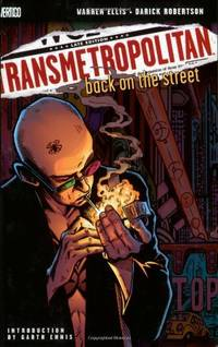 TRANSMETROPOLITAN - BACK ON THE STREET