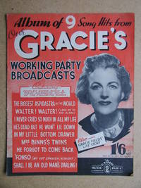 Album of 9 Song Hits from Our Gracie's Working Party Broadcasts.