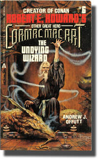 image of Cormac mac Art: The Undying Wizard (Vintage Paperback)